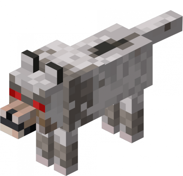 Minecraft Papercraft Horse