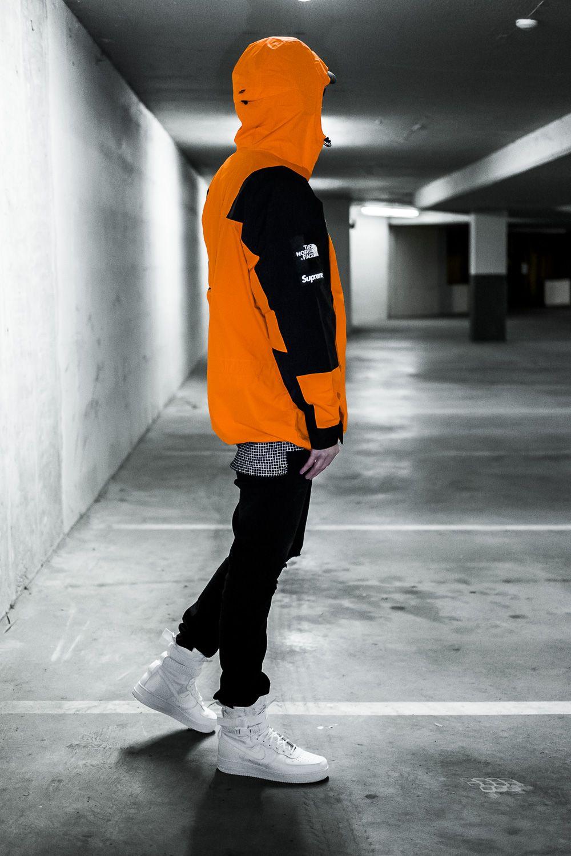 Nike sf af1/supremeXtnf fit pic