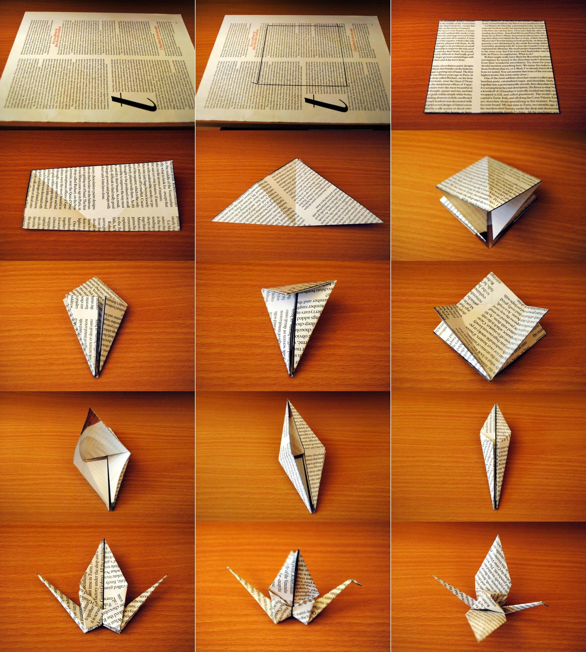 Image result for origami crane steps origami pinterest origami jeuxipadfo Images