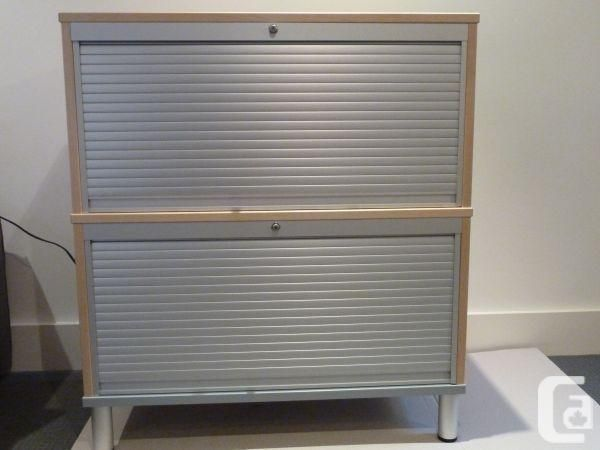 Ikea Galant Roll Front Cabinet 200 Yonge St New House Kitchen Used Furniture For Sale Selling Furniture Ikea