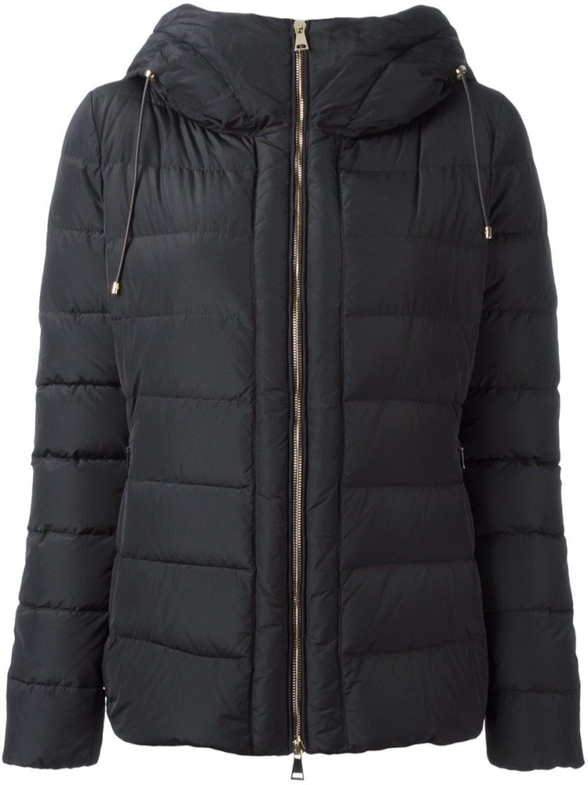 fe1f8cefbfbf MONCLER  Idrial  Padded Jacket.  moncler  cloth  short down coats ...
