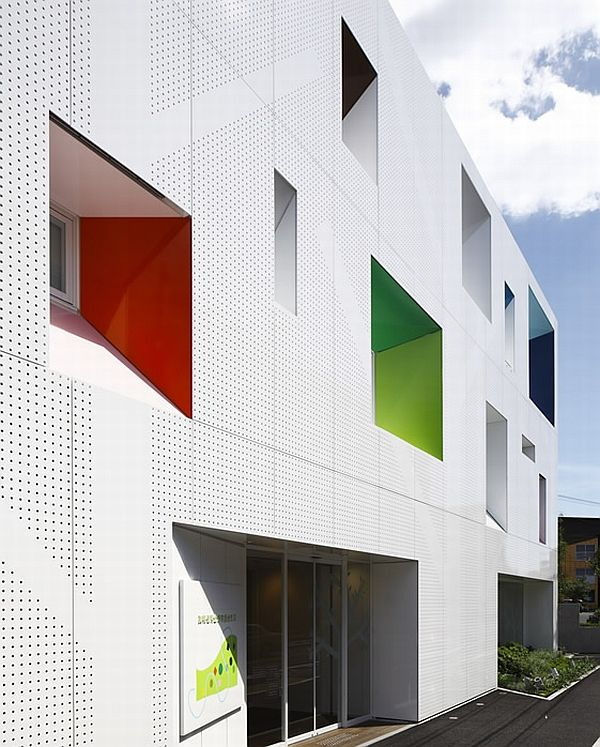 Sugamo Shinkin Bank, Tokiwadai, Japan | Emmanuelle Moureaux Architecture +  Design