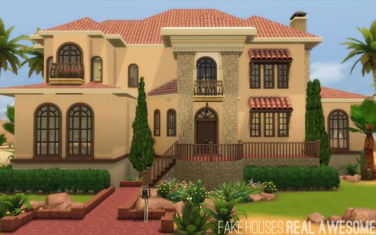 Fake Houses | Real Awesome