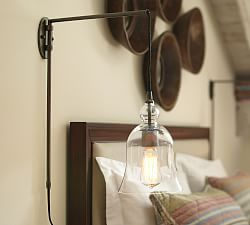 Delightful Wall Sconces, Wall Lamps, Wall Lighting U0026 Reading Lamps | Pottery Barn