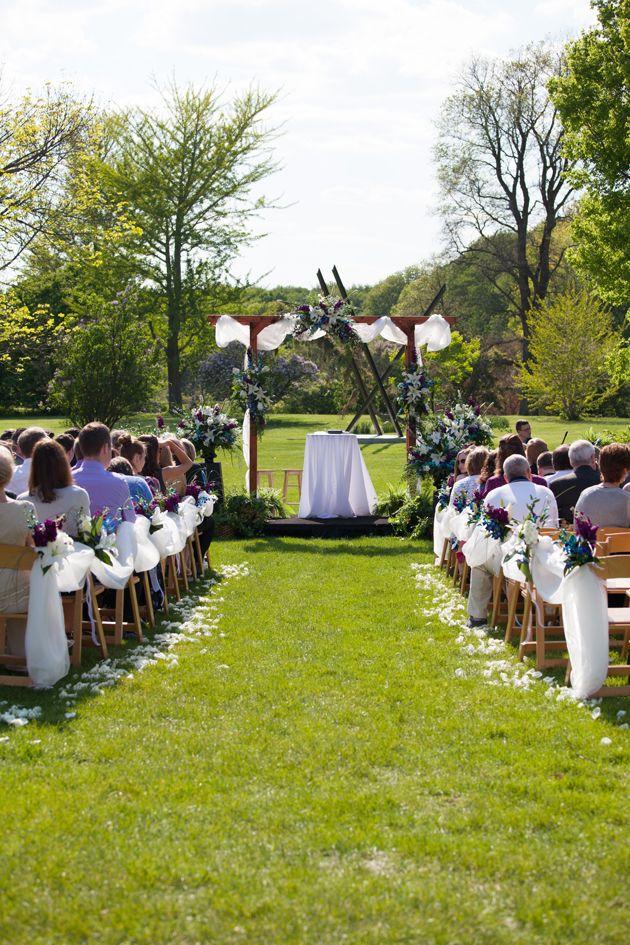 Zilli Hospitality Group Kristen Caleb S Boerner Botanical Gardens Wedding