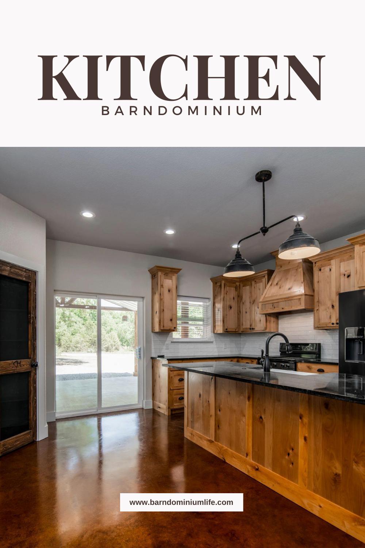 Barndominium Kitchen Ideas Barndominium Small House Plans Diy Kitchen Storage