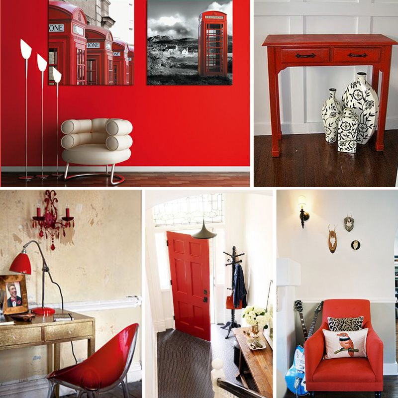 Rood is niet lelijk!!!