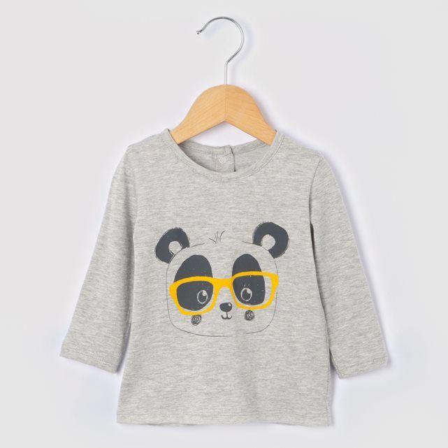 "Camisola ""panda"", 0 meses-3 anos R baby"