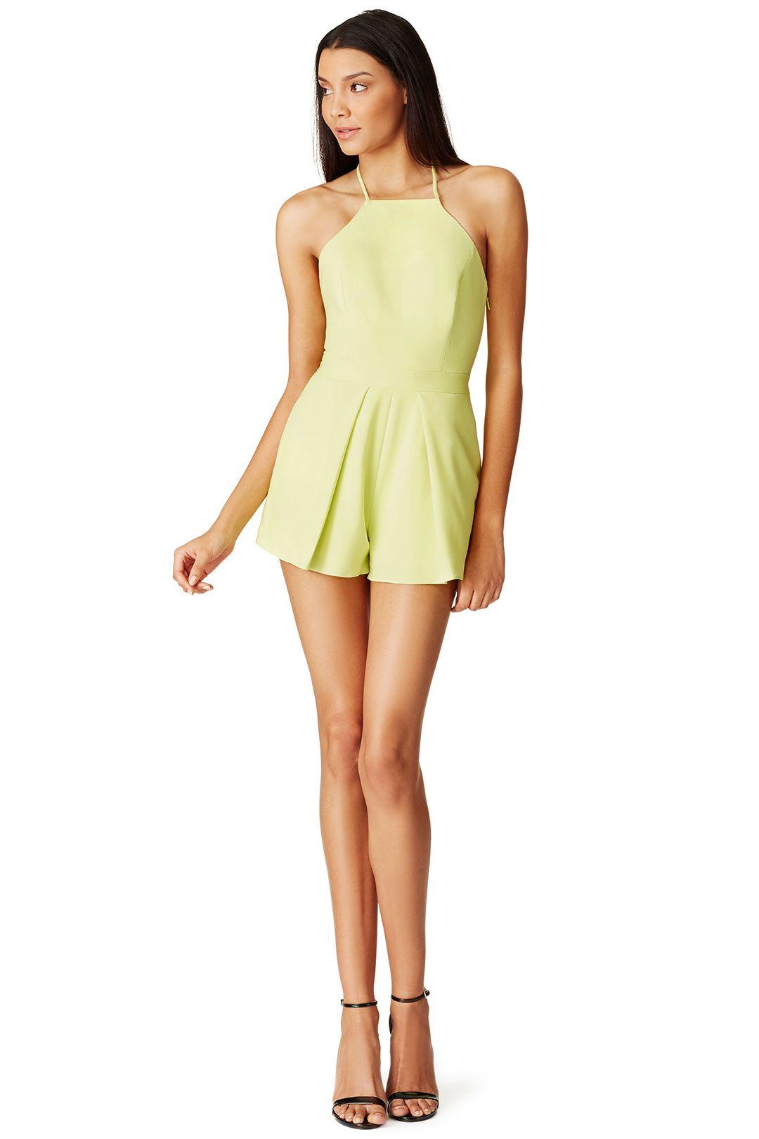 Jay Godfrey Oahu Shore Romper Simple Summer Dresses Rompers Clothes [ 1620 x 1080 Pixel ]