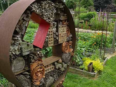 Jardin De Rocambole Amenagement Jardin Jardin Recup Design De