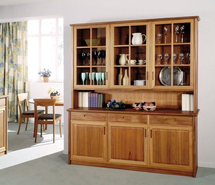 25 Dining Room Cabinet Designs Decorating Ideas: Pin By Logicatwork On Crockery Unit