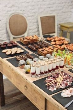 Food Buffet Catering Brunch Birthday Ideas 21st Parties Fingerfood Finger Foods