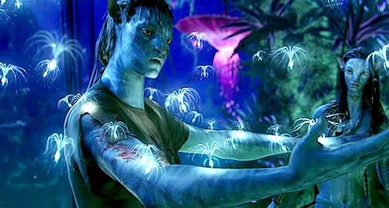 Avatar, glow in the dark seeds Avatar film, Avatar
