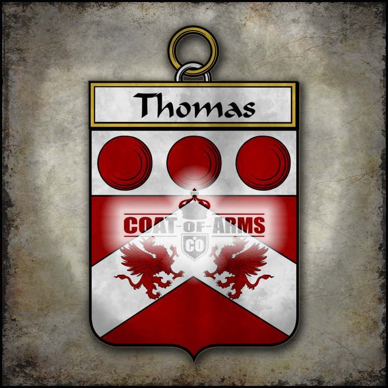 Thomas Family Crest - Irish Coat of Arms | Family Crests