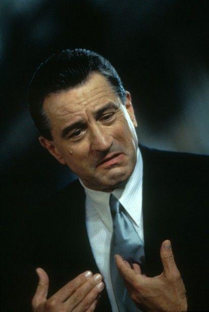 Robert De Niro As Paul Vitti In Analyze This Movies Goodfellas