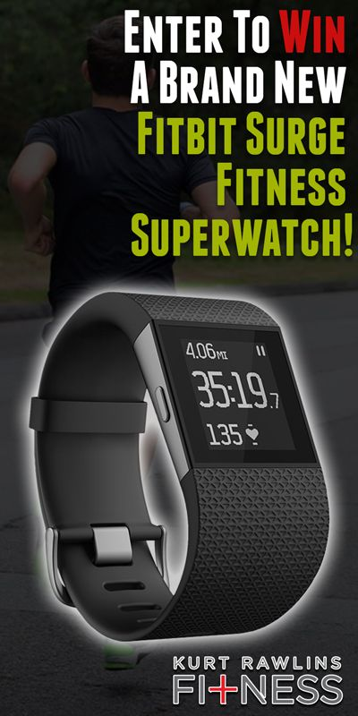 Fitbit Surge Fitness Superwatch   #Giveaway via #AuhYes - Hurry & Enter