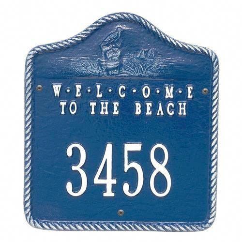 Nautical Door Plaques Coastal Bathroom Signs #beachsignsandsayings