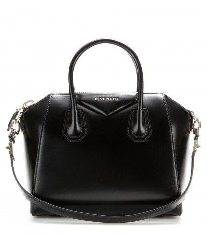 Givenchy - Antigona Small leather tote - mytheresa.com