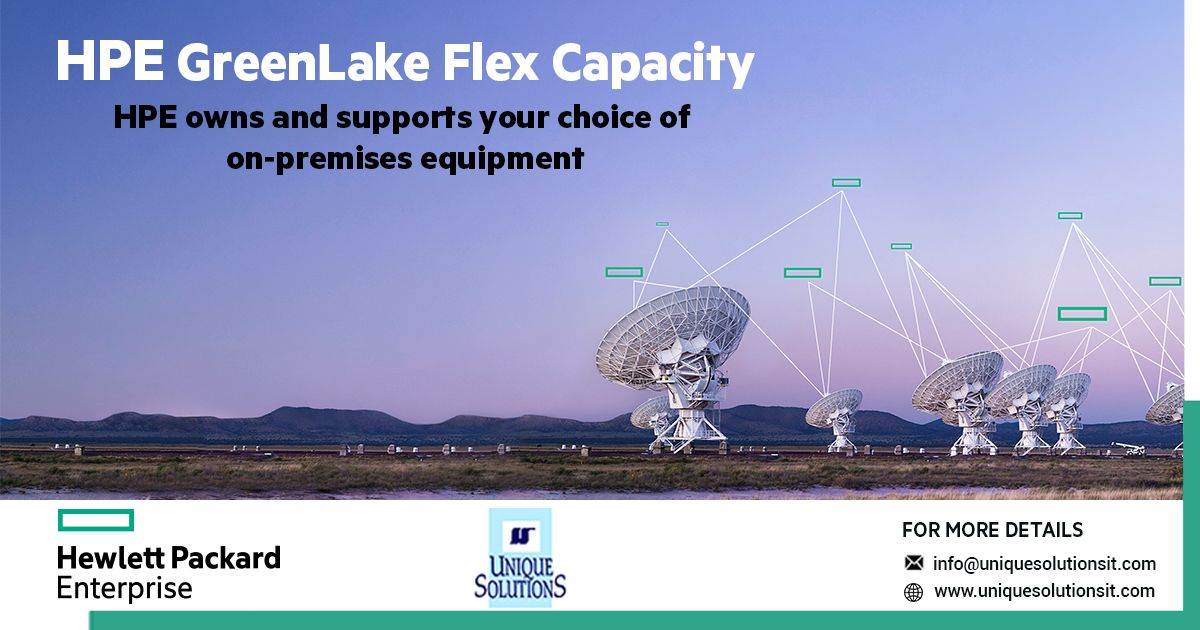 Design Your Solution On The Platform Of Your Choice While Leveraging Hpe Greenlake Flex Capacity For On Demand Capacity Public Cloud Solutions Infrastructure