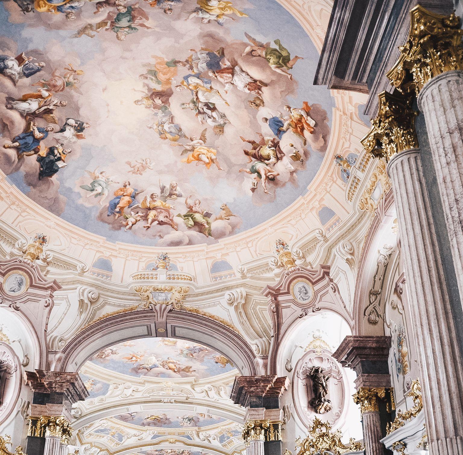 Resultado de imagen para Admont Abbey Library in Admont, Austria