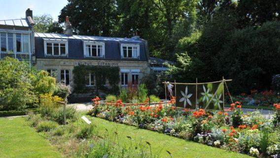 Le jardin des plantes de Caen | Plante jardin, Parc et ...
