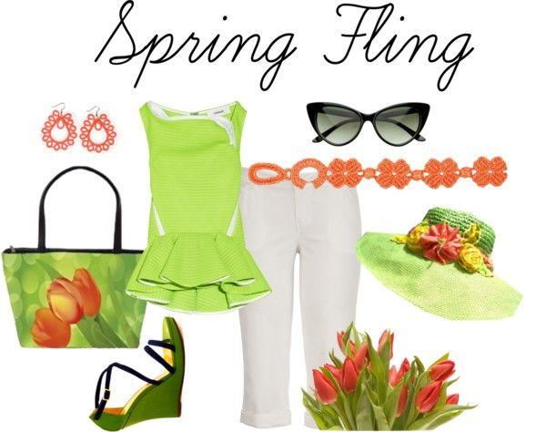 """Spring Fling"" by jodi58 on Polyvore"