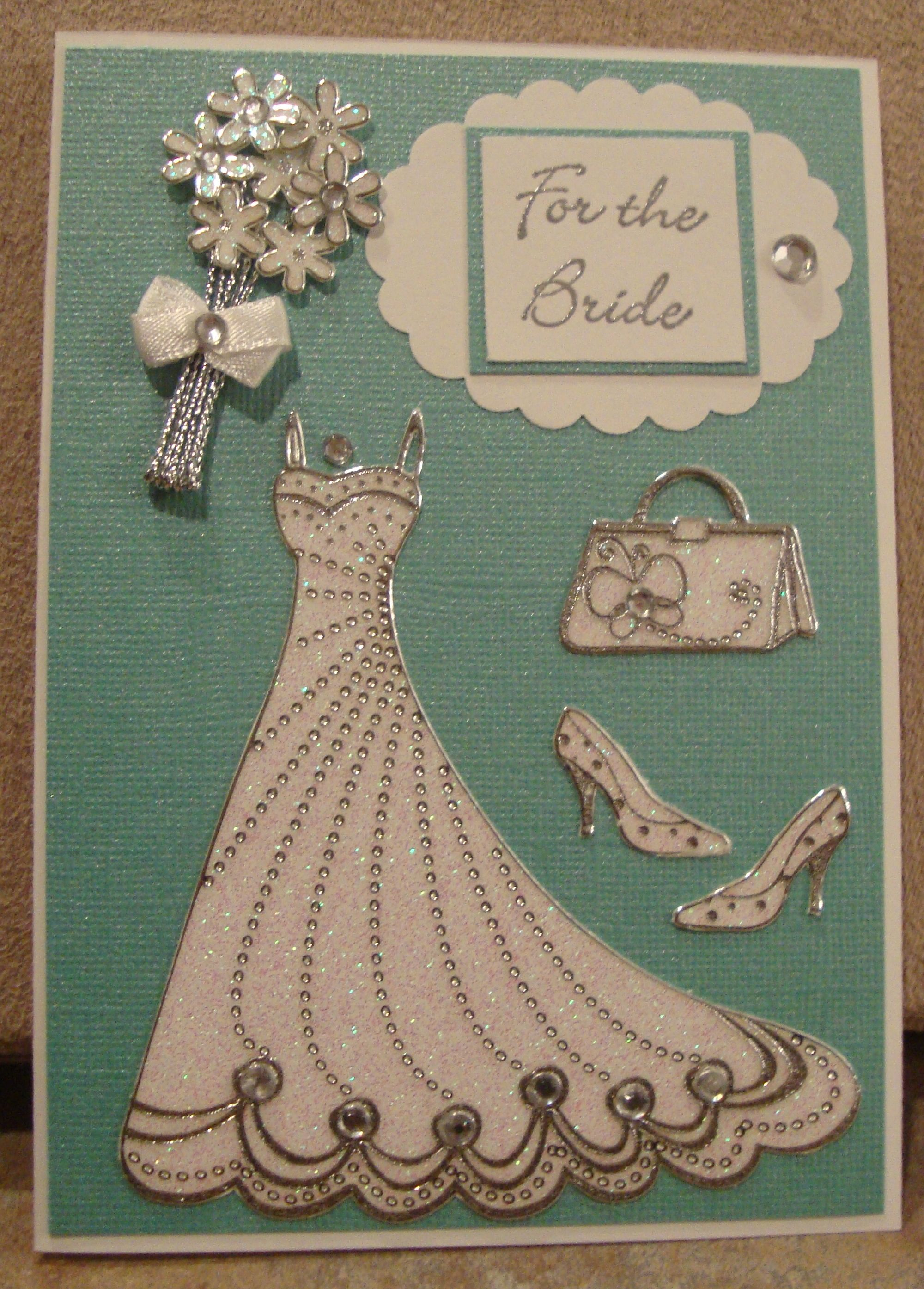 Bridal shower homemade cards by janie cox pinterest more
