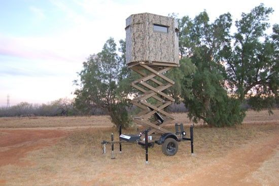 View Source Image Deer Stand Hunting Blinds Deer Blind