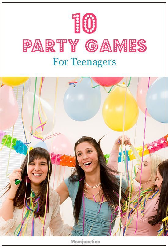 21 Inexpensive And Fun Party Games For Teenagers Fun party games - halloween party ideas for teenagers