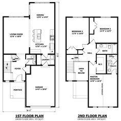 Custom House Plans Stock House Plans Garage Plans Two Storey House Plans New House Plans House Plans 2 Storey