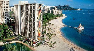 Honolulu Hilton Hotel Hawaiian Village