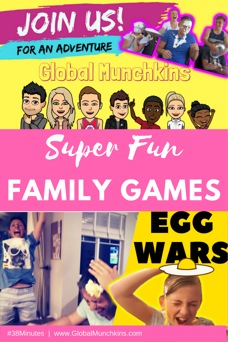 Make Family Time More Fun With Ideas And Inspiration From Global Munchkin S Epic Family Challenge It S The Ultim Family Challenge Family Fun Family Game Night