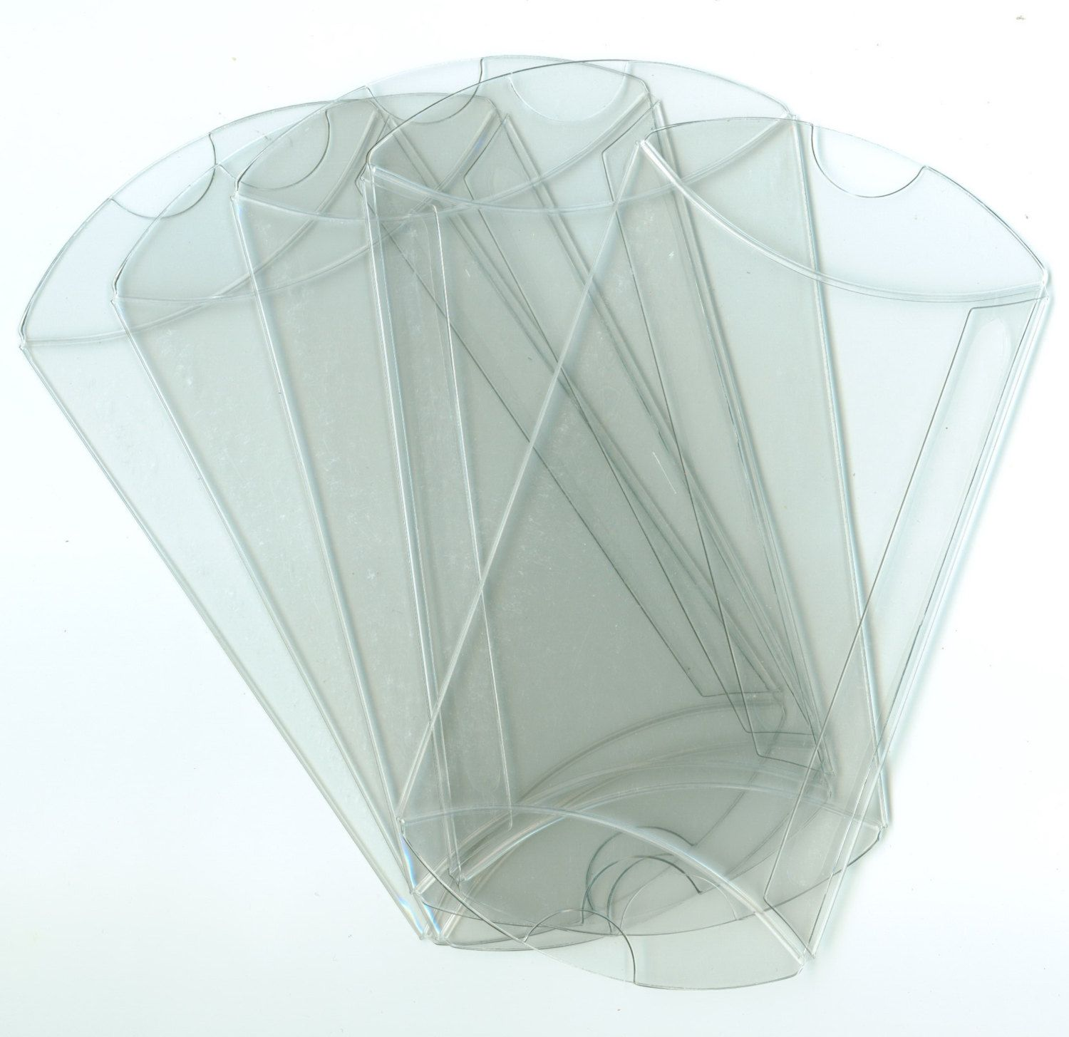 Clear Plastic Pillow Boxes, Great for Party Favors, Events, Present ...