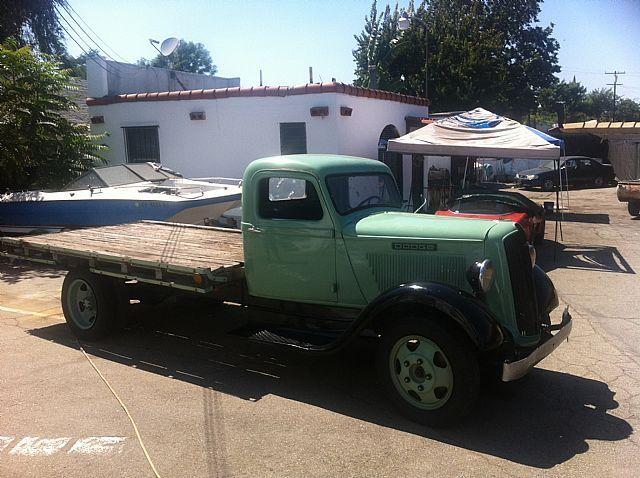 1936 dodge pickups 1936 dodge brothers 1 1 2 ton flatbed. Black Bedroom Furniture Sets. Home Design Ideas
