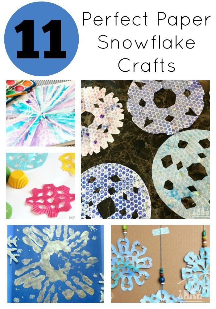 Making Paper Snowflakes is a classic Winter craft for kids. Do you remember making them as a kid? I do and now I love to make the with my own children. Things have moved on a good deal since I just folded over a sheet of a paper and snipped away. There ar