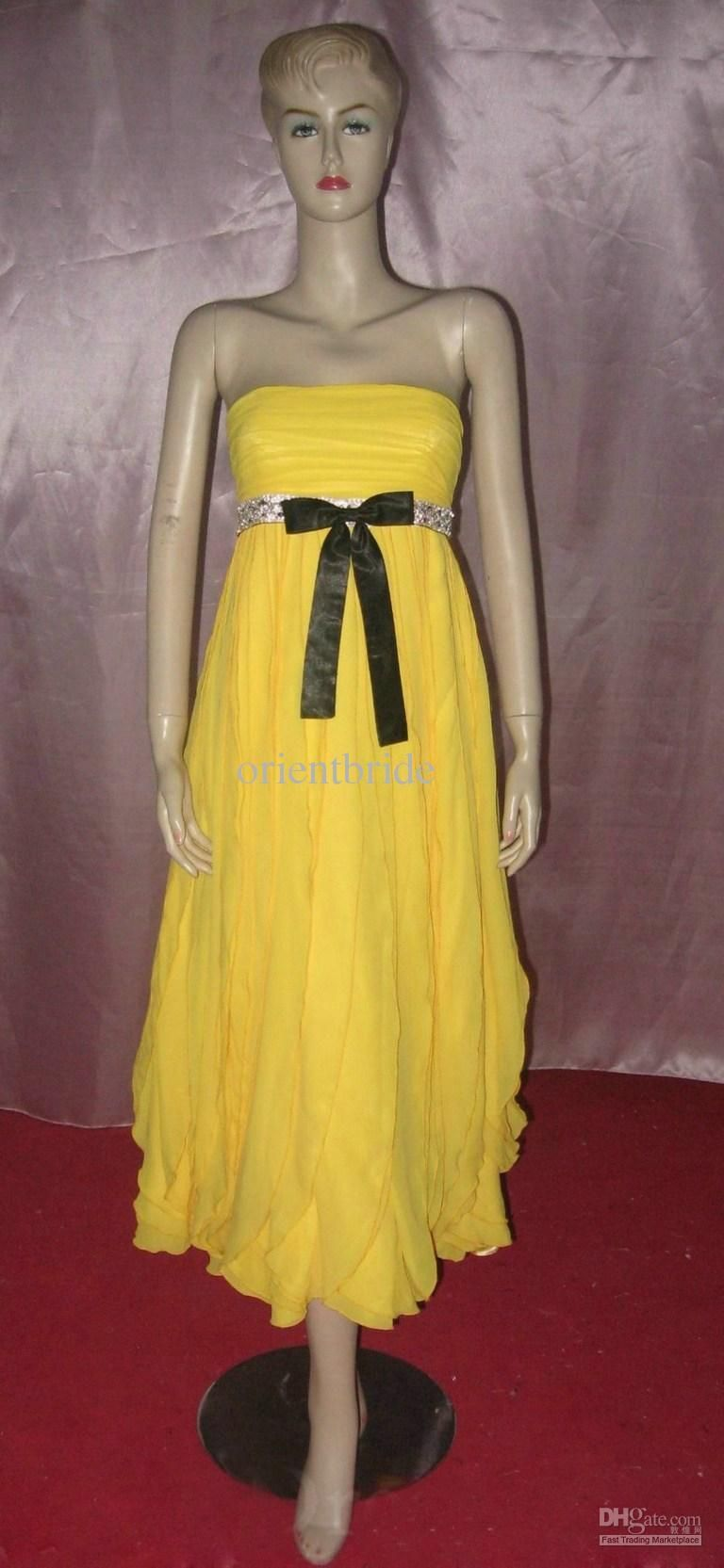 Yellow bridesmaid dresses canada top 50 yellow bridesmaid yellow bridesmaid dresses canada ombrellifo Image collections
