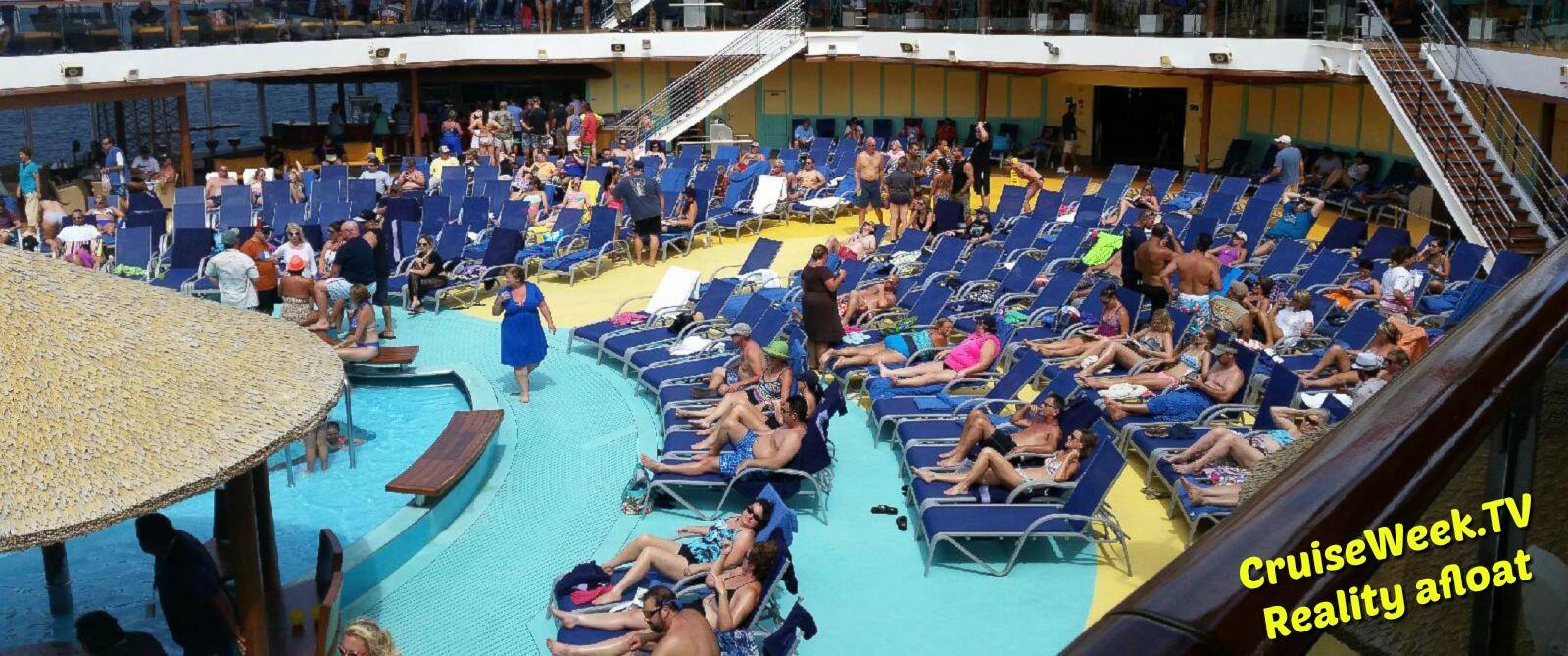 Cruise ship show reality 12 TV