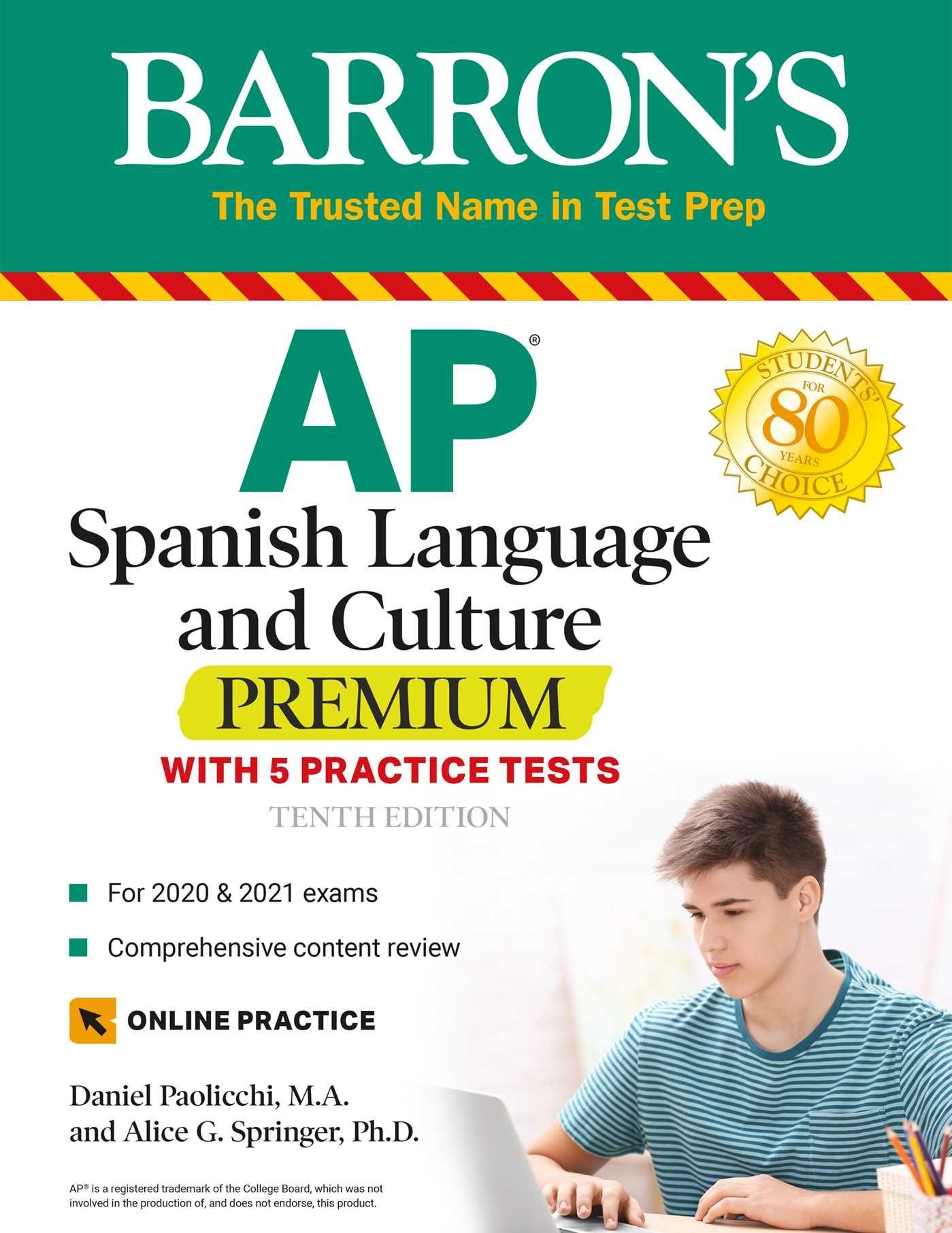 Read Pdf Books Ap Spanish Language And Culture Premium With 5