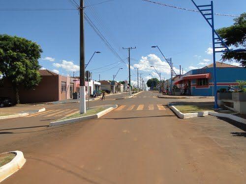 Iracema do Oeste, Paraná, Brasil - pop 2.537 (2014)
