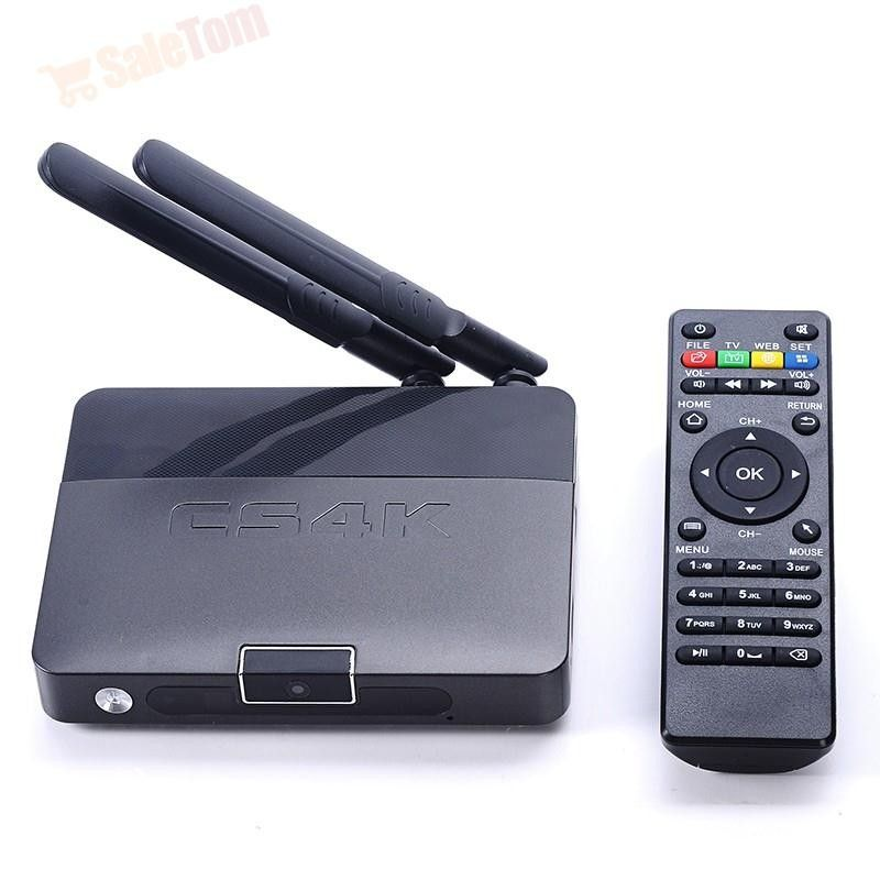 CS4K Karaoke Version RK3288 Android 4 4 Quad Core Ultra HD TV Box