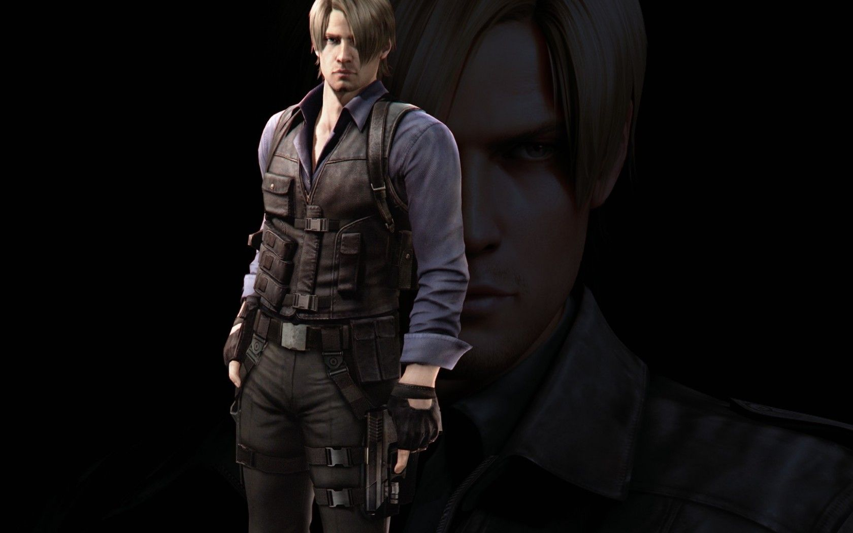 leon s kennedy wallpaper resident evil 6 - google search
