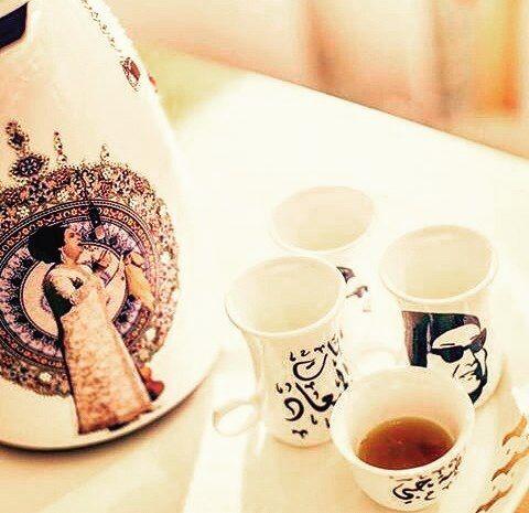 ست ام كلثوم يعني المزاج العالي Nail Art Wedding Cup Art Graphic Art Prints