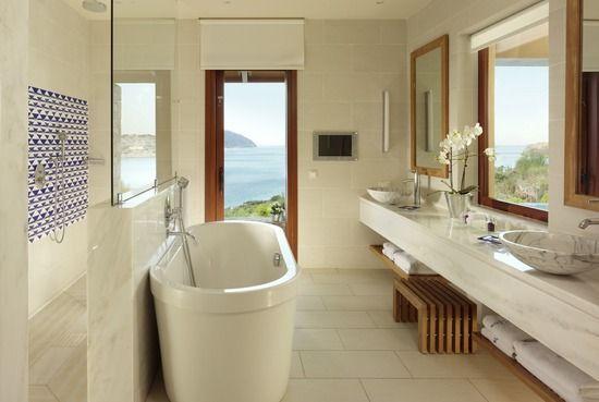 Island Luxury Suites Sea View Heated Pool - Bathroom | home ... on golf bathrooms, restaurant bathrooms, public pool bathrooms, spa bathrooms, steam room bathrooms, swimming pool bathrooms, luxury pool bathrooms, hair salon bathrooms, gym bathrooms, gas station bathrooms, outdoor pool bathrooms, beach bathrooms,