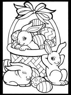 Leuk Om Te Maken Of Te Proeven Kleurplaten Voor Pasen Pobarvaj