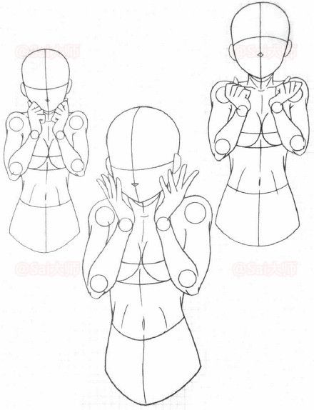 Excited Hands Drawing Reference Poses Art Reference Drawings
