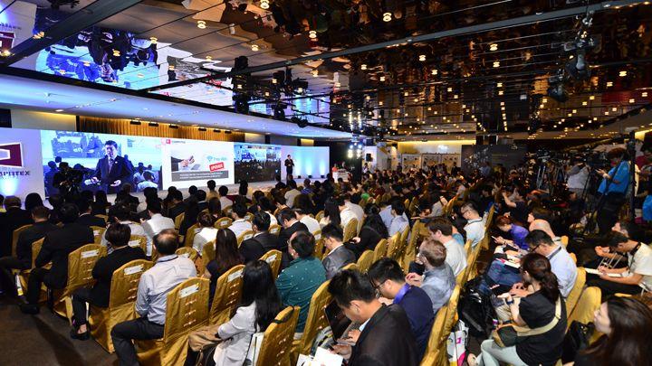 2016 Taipei COMPUTEX Announces Keynote Speakers for CPX Conference( 5/31 & 6/1 ) :   •Future Technology -- Simon Segars, CEO, ARM   •Industry 4.0 -- Erdal Elver, President & CEO, Siemens Taiwan   •Disruptive Innovation – Vito Di Bari, Innovative Designer, DiBari & Assoc.  •Smart Manufacturing – Steve Wyatt, Group Vice President, ABB