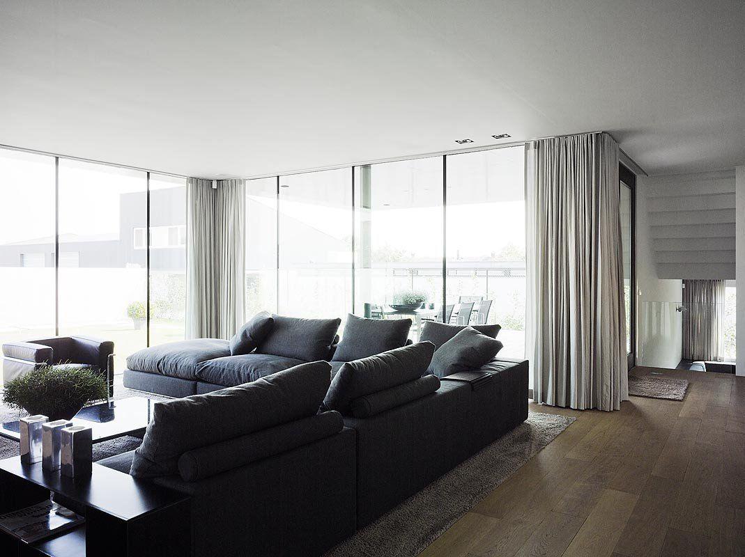 Modern huis design interieur interieur modern en
