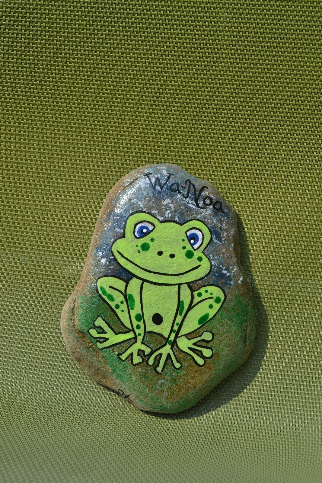 Painted Rocks- the Creative Project That's Sweeping the Nation