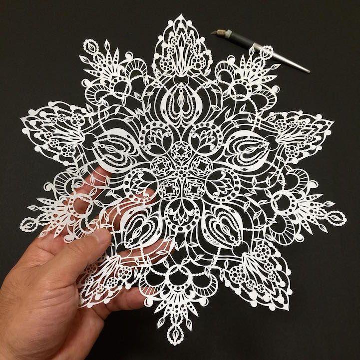 44+ Paper cutting craft design info