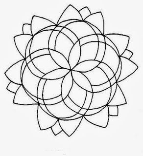 mandala | stained glass (craft) | Mandala coloring pages